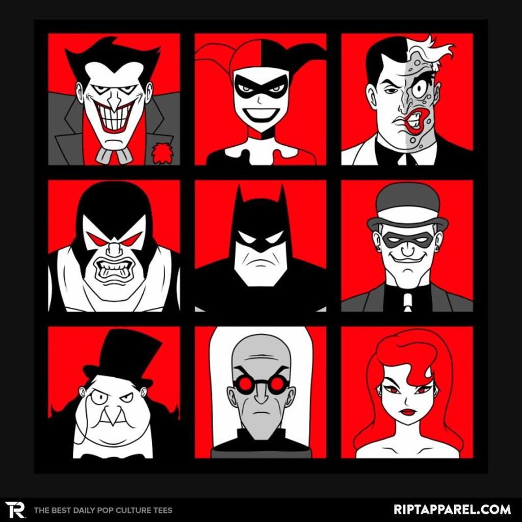 Ript: Villains