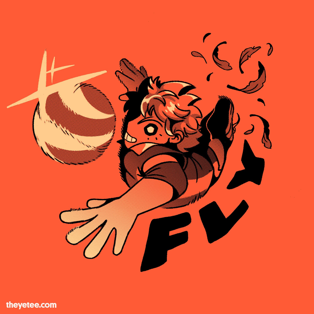 The Yetee: Number One Shortie