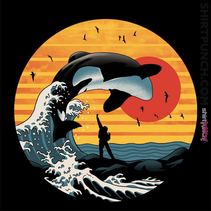 ShirtPunch: The Great Killer Whale