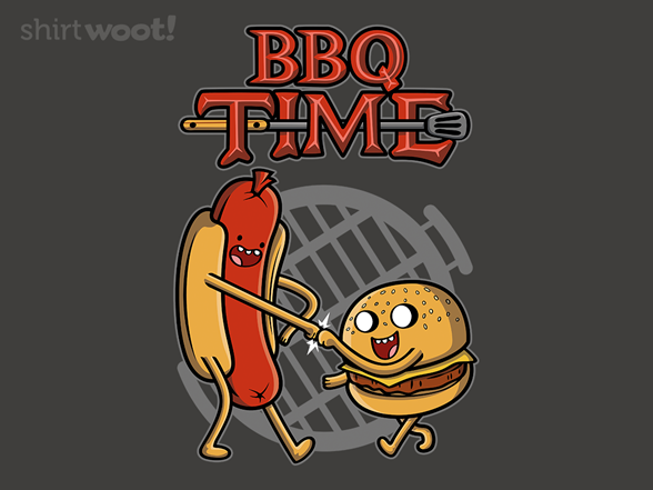 Woot!: BBQ Time
