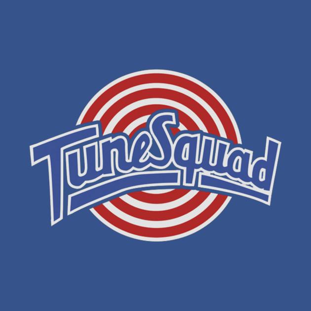 TeePublic: Tune Squad T-Shirt