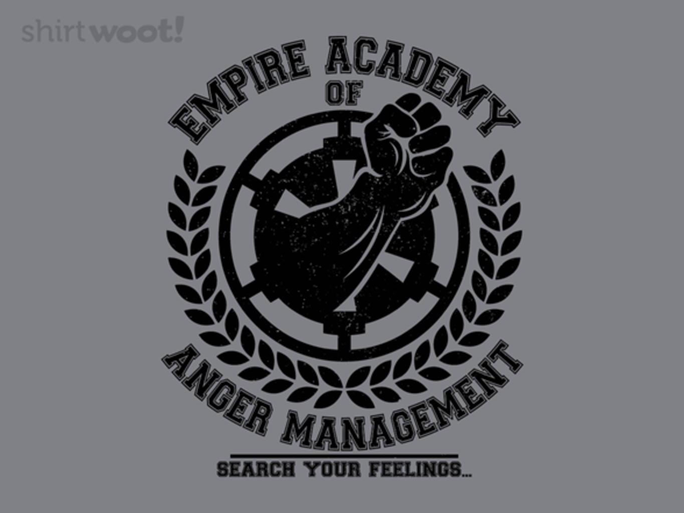 Woot!: Anger Management