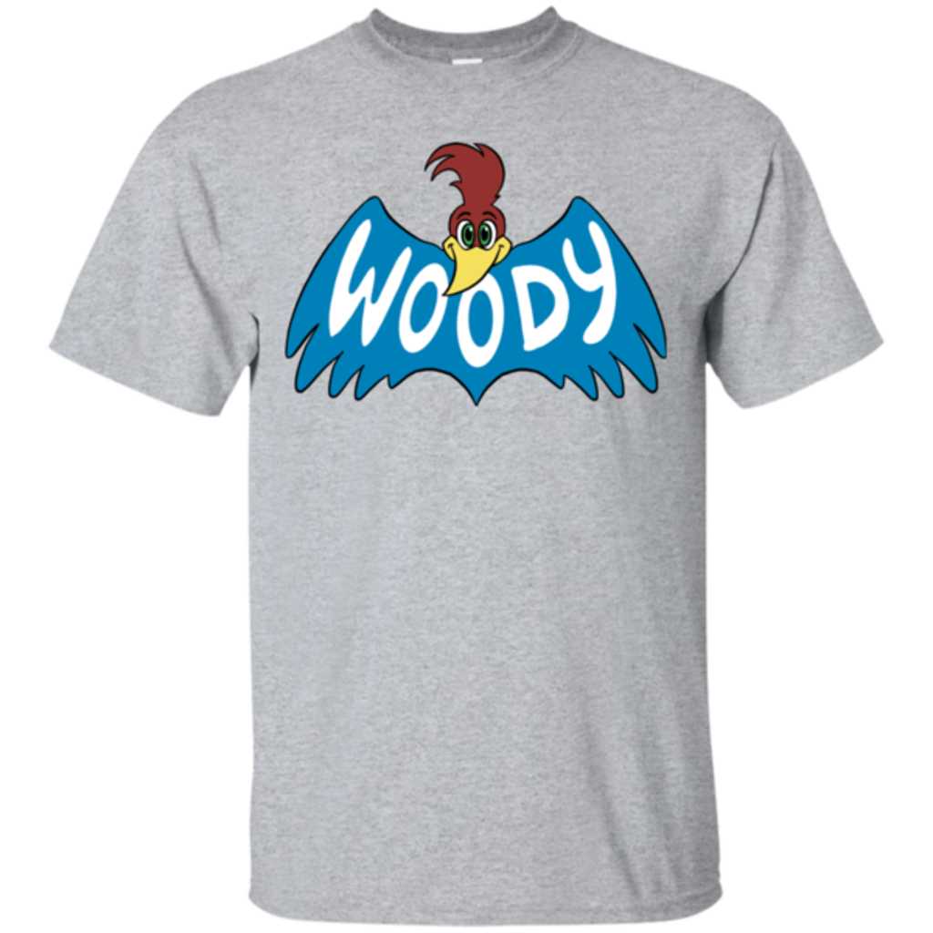 Pop-Up Tee: Woodpecker