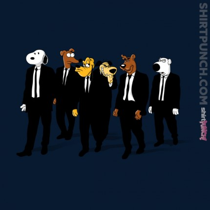 ShirtPunch: Reservoir Hounds
