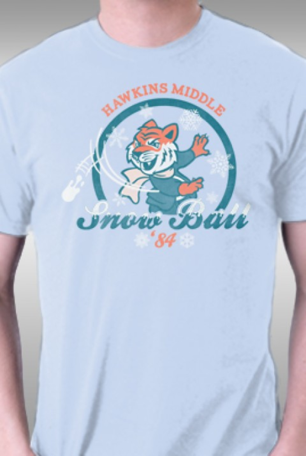 TeeFury: Snow Ball