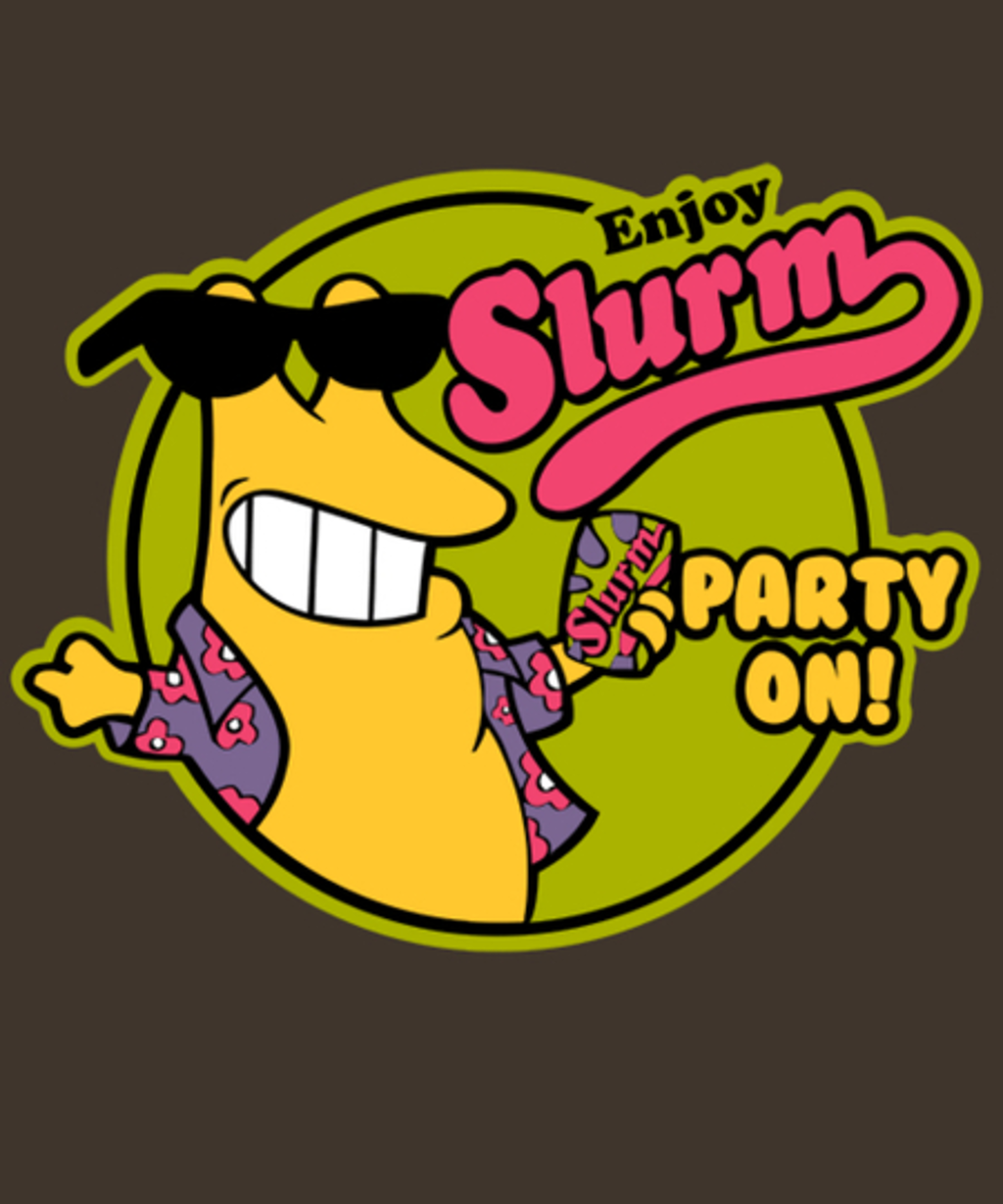 Qwertee: Party On