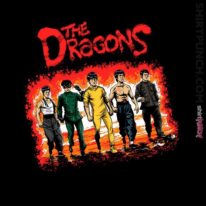 ShirtPunch: The Dragons