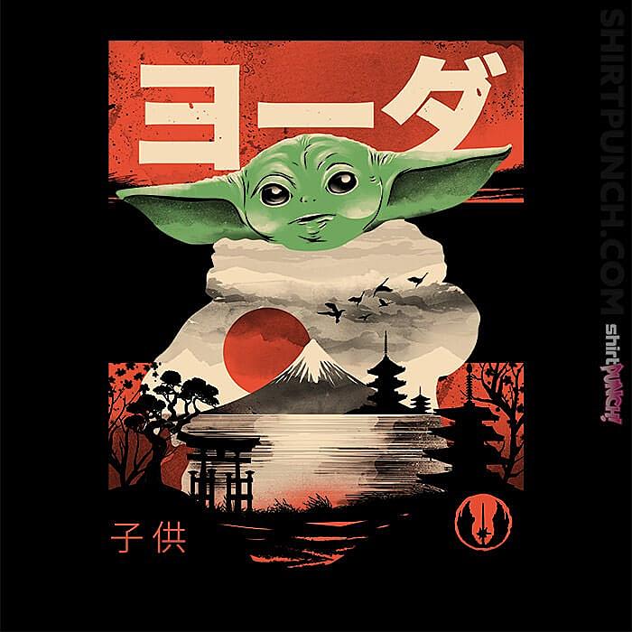 ShirtPunch: Edo Child