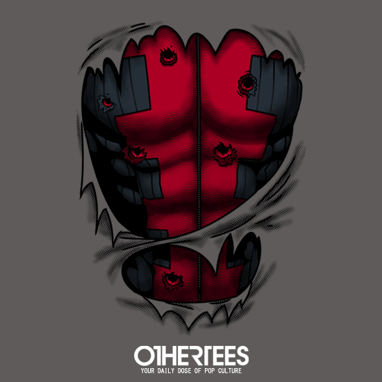 OtherTees: Merc Suit