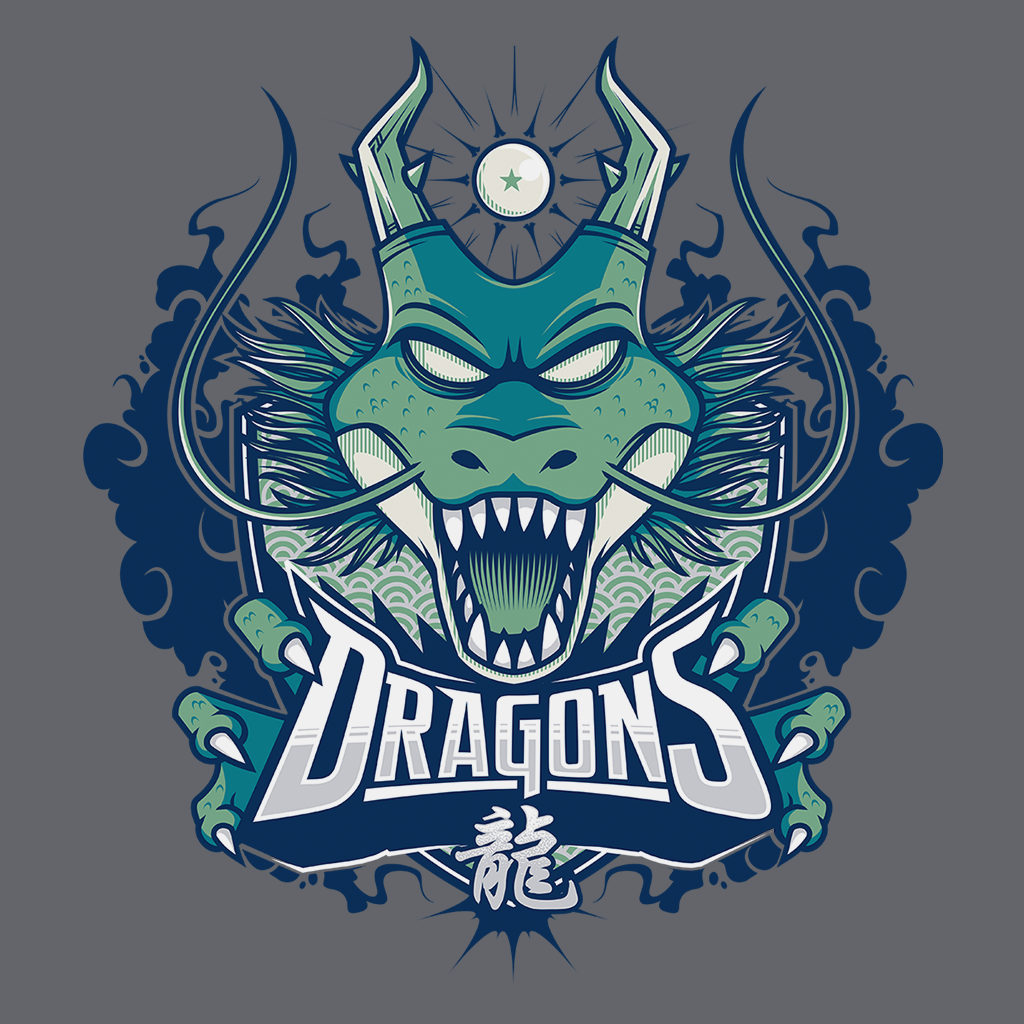 Pop-Up Tee: Dragons