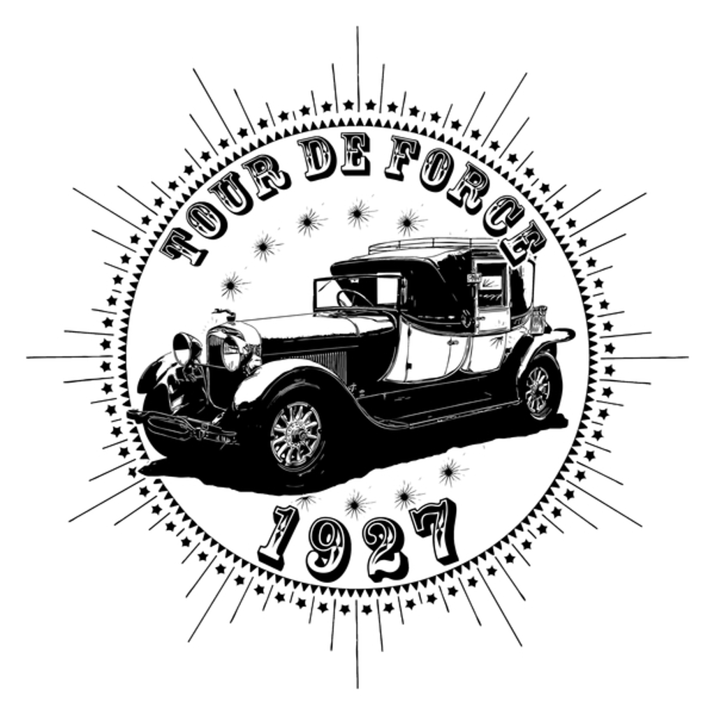 NeatoShop: Vintage Classic Car 1927 Tour De Force Linko