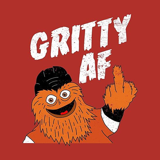 BustedTees: Gritty AF