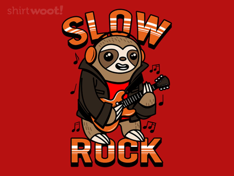 Woot!: Slow Rock