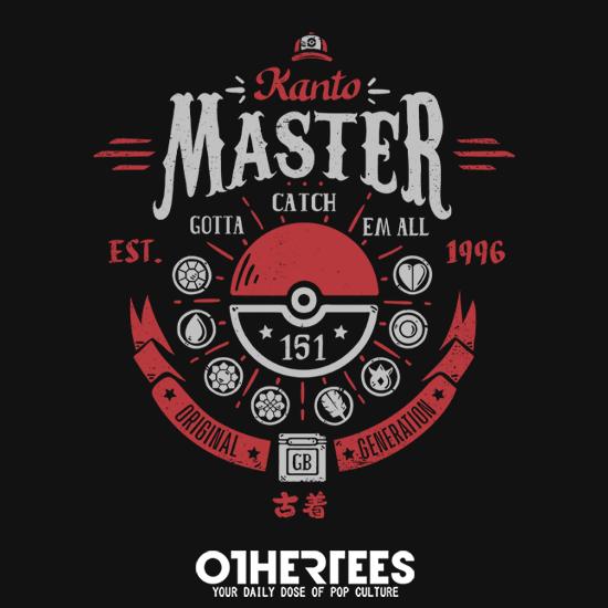 OtherTees: Kanto Master