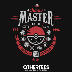 OtherTees: Kanto Master