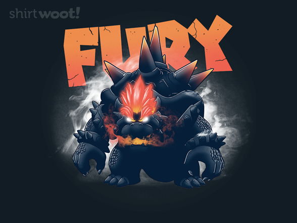 Woot!: Dangerous Fury