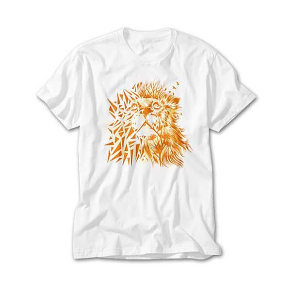 OtherTees: Geometric Lion