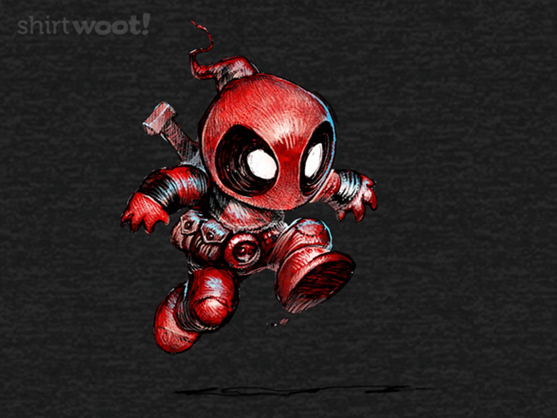 Woot!: The Mercenary