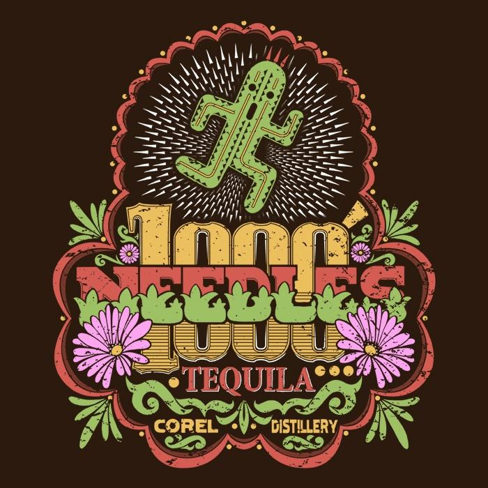 Once Upon a Tee: 1000 Needles Tequila