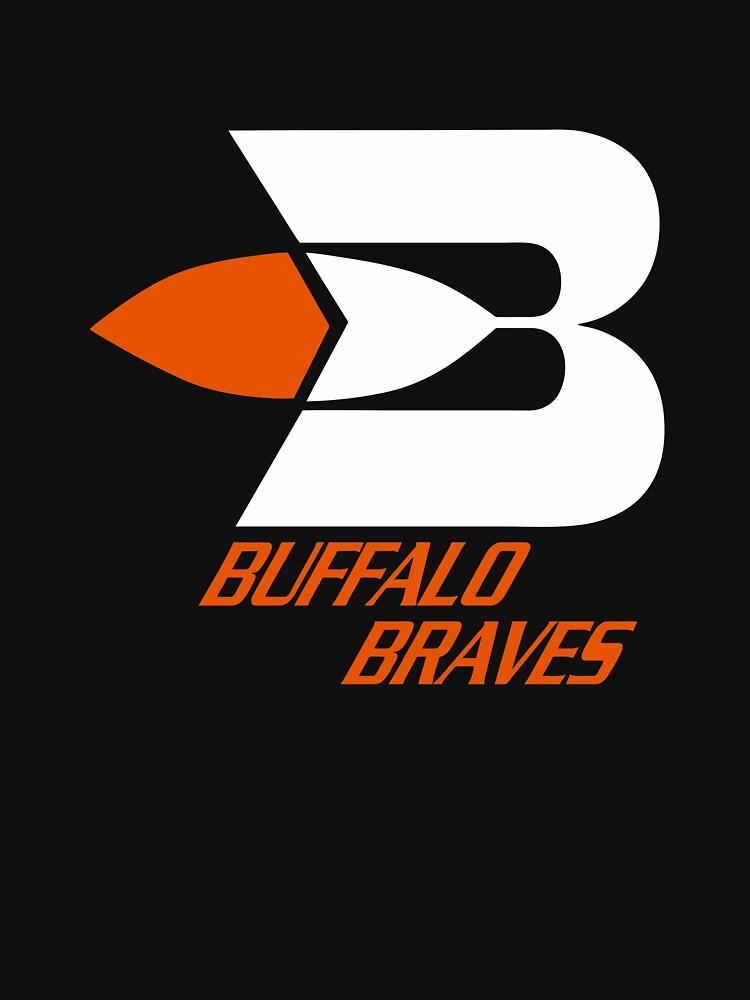 RedBubble: BEST SELLER - Buffalo Braves Logo Merchandise