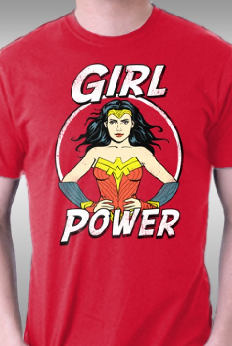 TeeFury: Girl Power