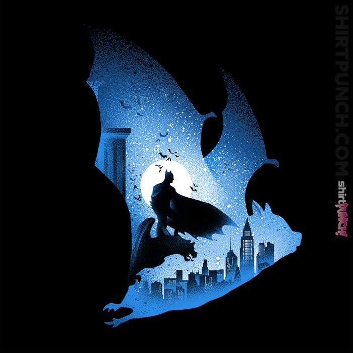 ShirtPunch: Knight's Bat