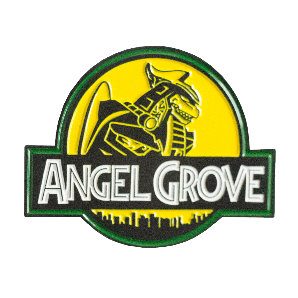 Pop Vulture: Angle Grove Pin
