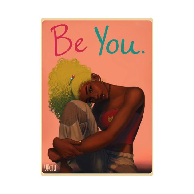 TeePublic: Be You
