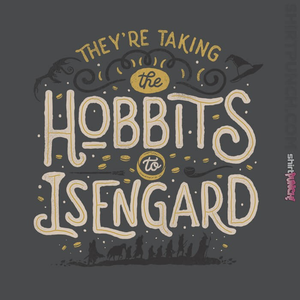ShirtPunch: Taking The Hobbits To Isengard