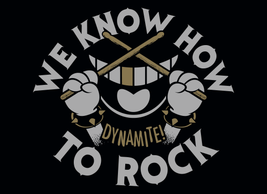 SnorgTees: We Know How To Rock