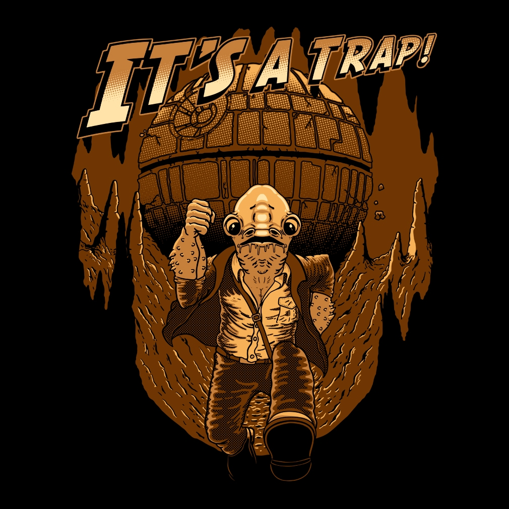 TeeTournament: It's a trap!