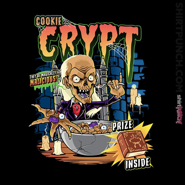 ShirtPunch: Cookie Crypt