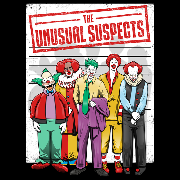 NeatoShop: Unusual Suspects