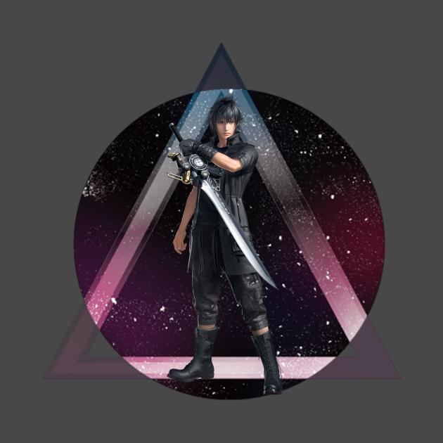 TeePublic: Final fantasy Noctis