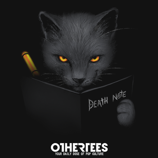 OtherTees: Shinigami Cat