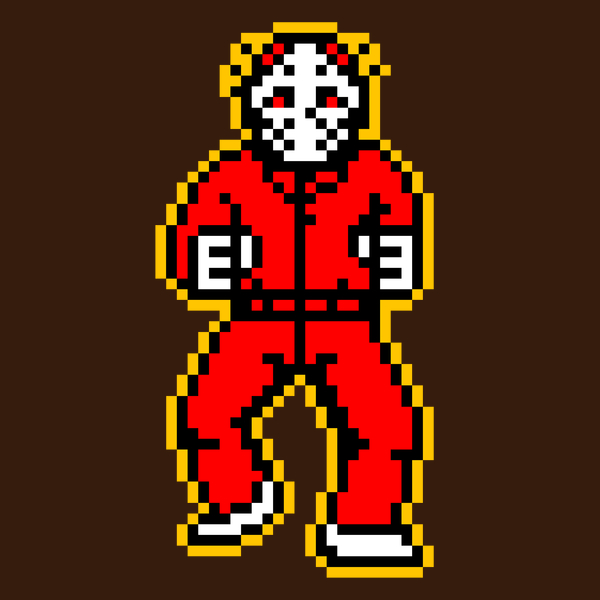 NeatoShop: Retro Jason - Red