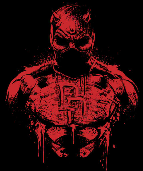 Qwertee: The Man Without Fear
