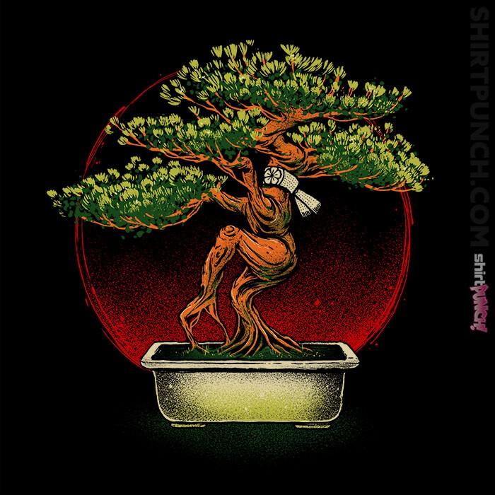 ShirtPunch: The Karate Bonsai