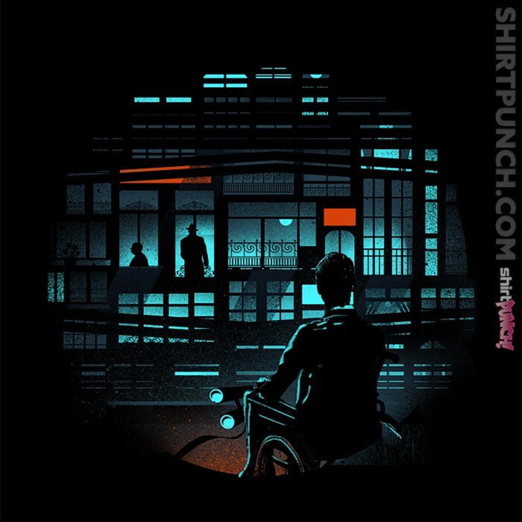 ShirtPunch: Window