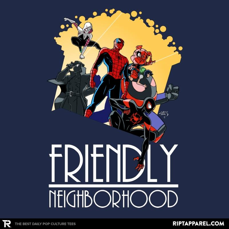Ript: Friendly Neighborhood