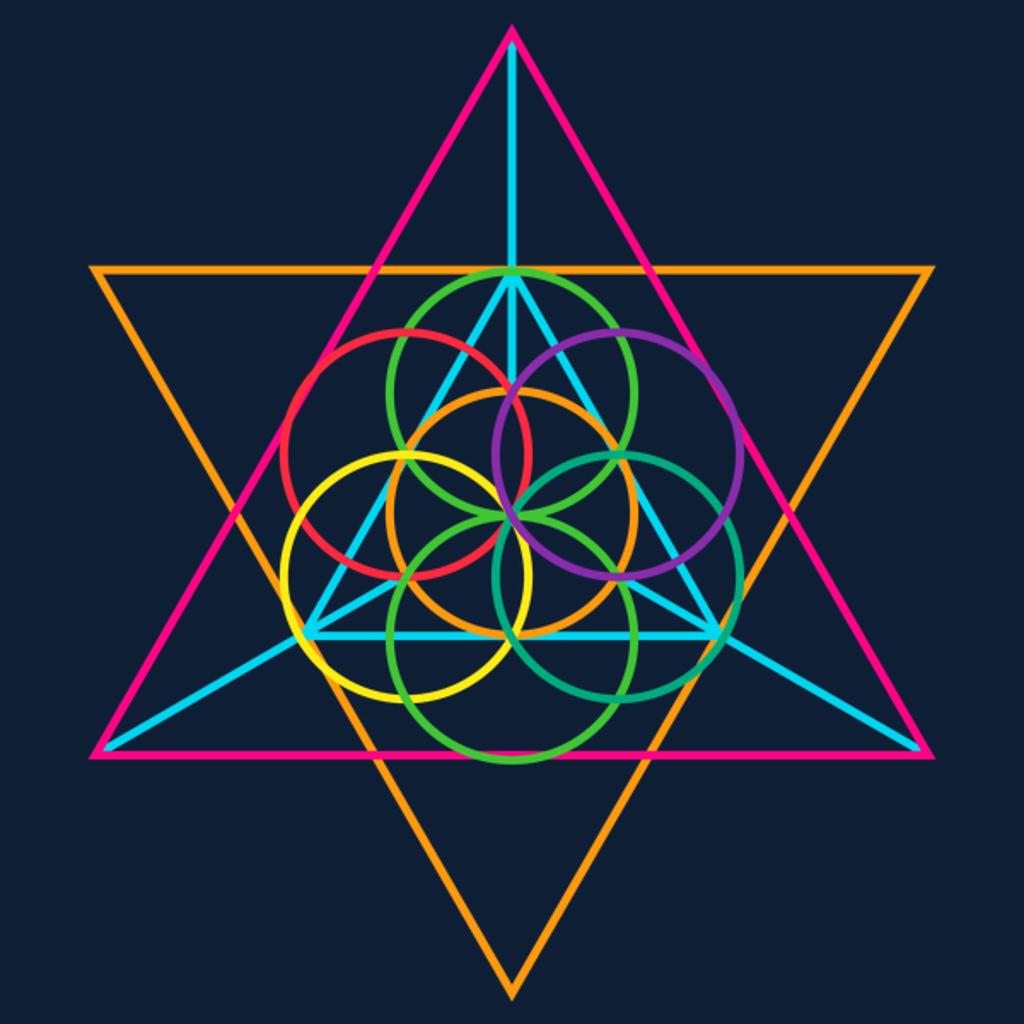 NeatoShop: Triangular Color Sunshine
