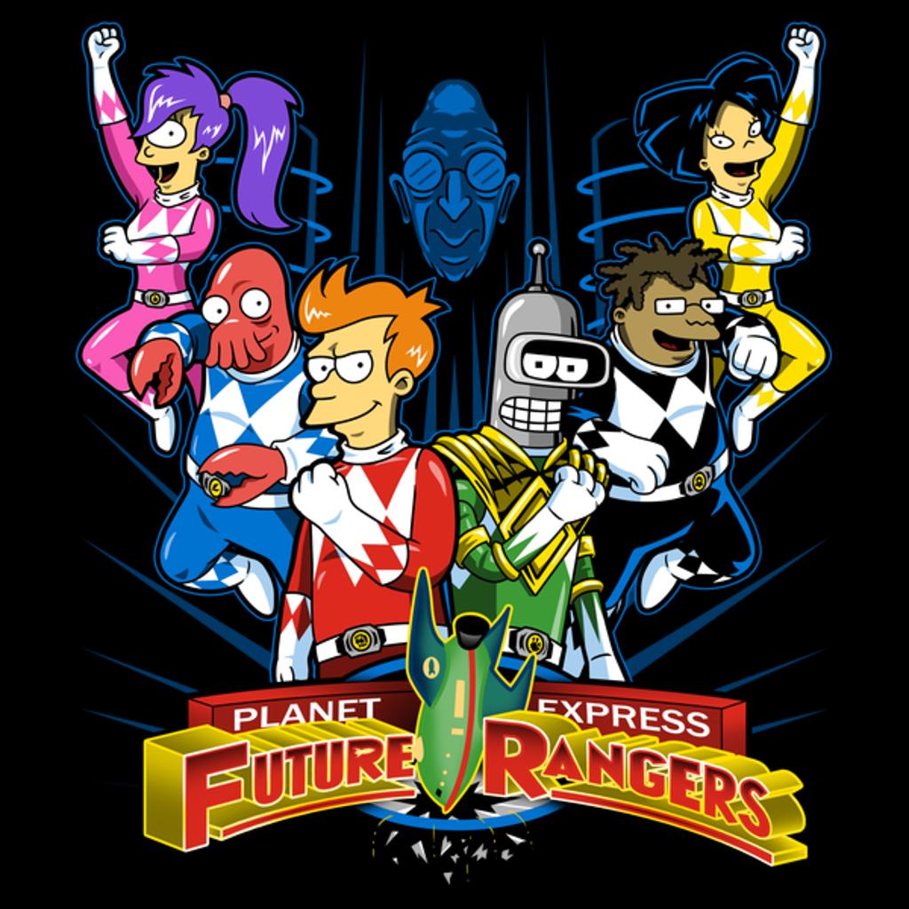 NeatoShop: Future Rangers