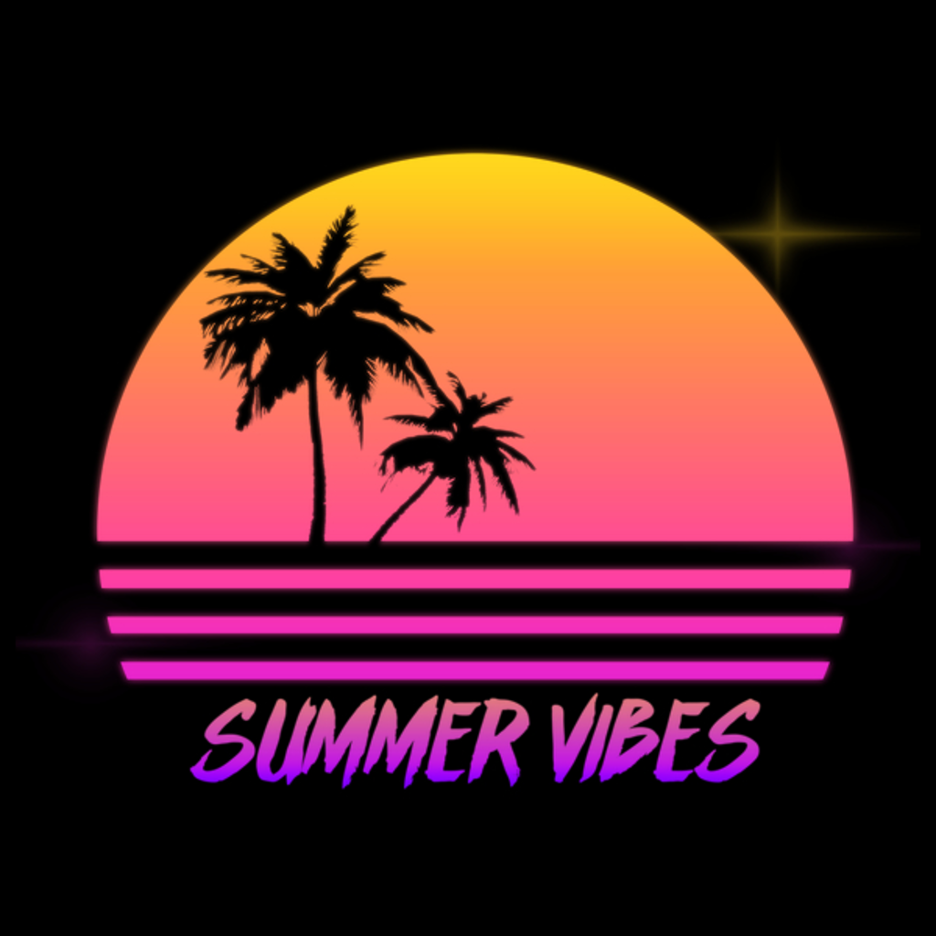 NeatoShop: Summer Vibes - Retro Synth Sunset