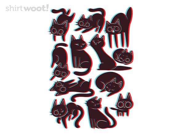 Woot!: 3D Cats
