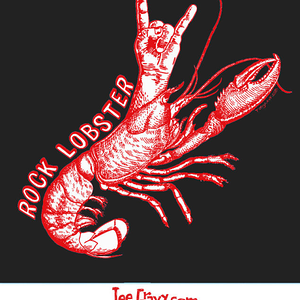 Tee Gravy: Rock Lobster is Back in Black