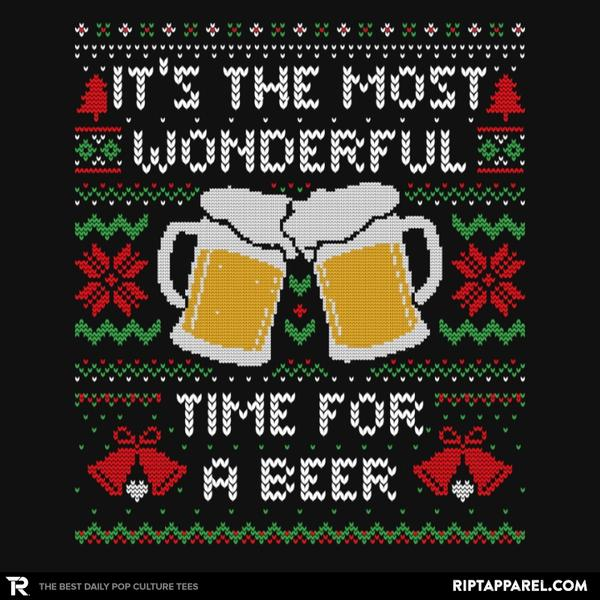 Ript: It's the Most Wonderful Time For a Beer