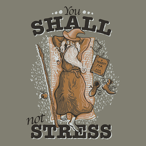 Pampling: You Shall Not Stress
