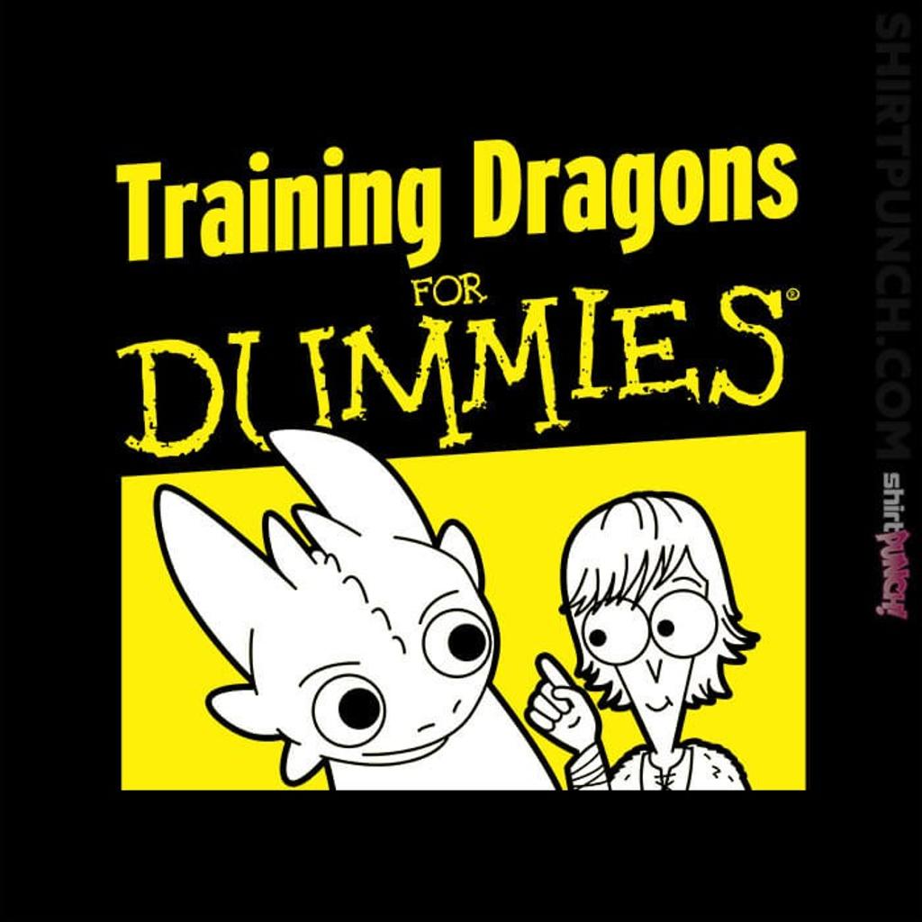 ShirtPunch: Training Dragons For Dummies