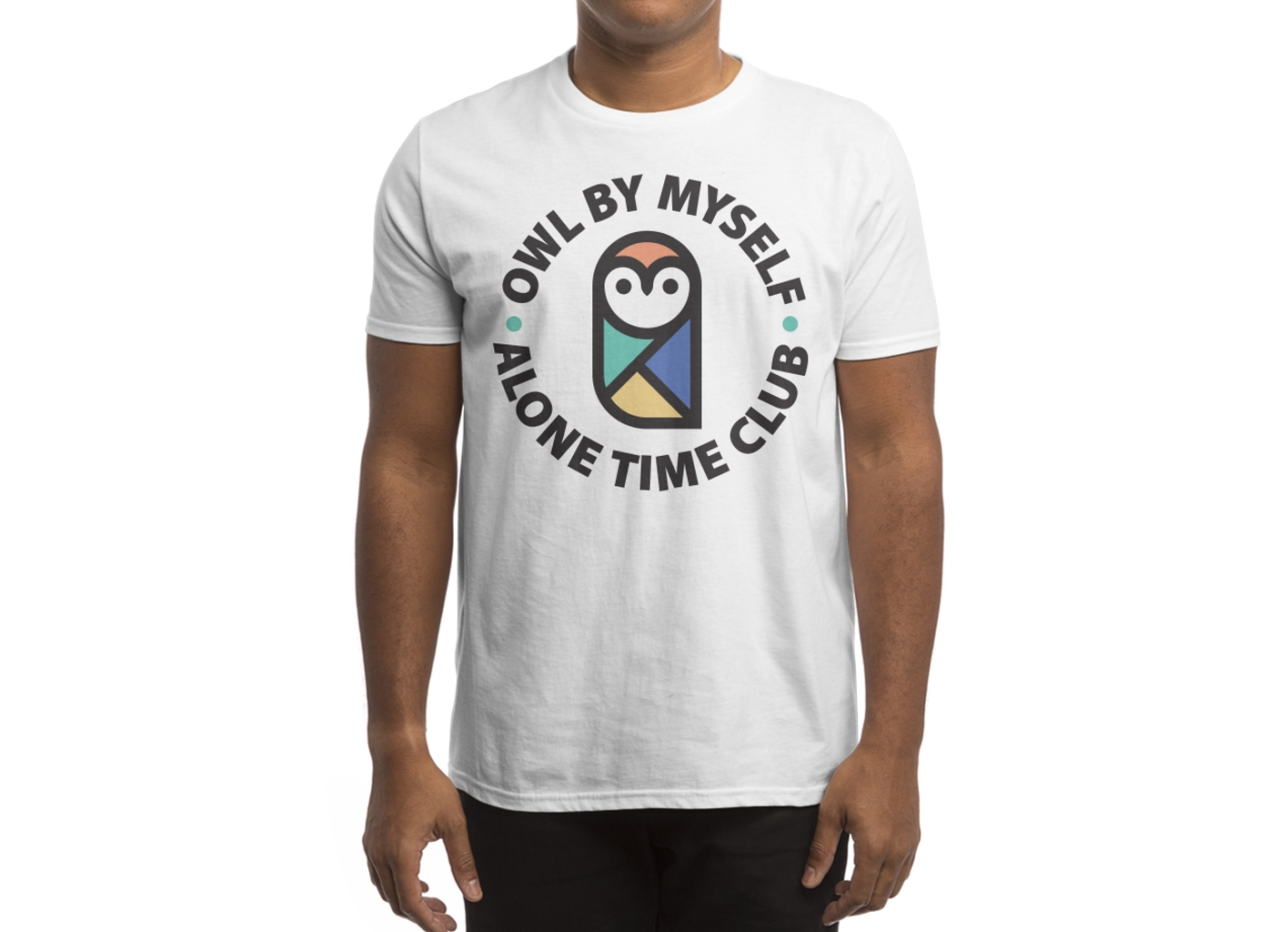 Threadless: Owl By Myself