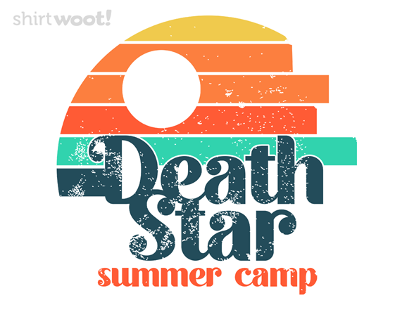 Woot!: That's No Summer Camp